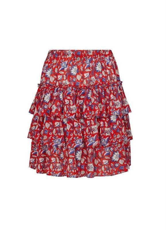 MOLIIN Victoria Skirt Sun Tomato | SoStyle