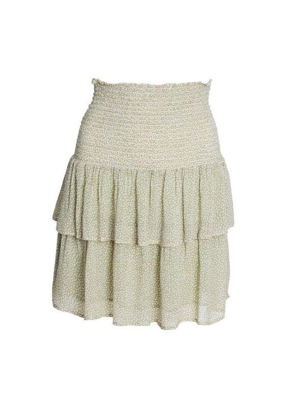 MISSMAYA Vera Skirt Pear Green | SoStyle