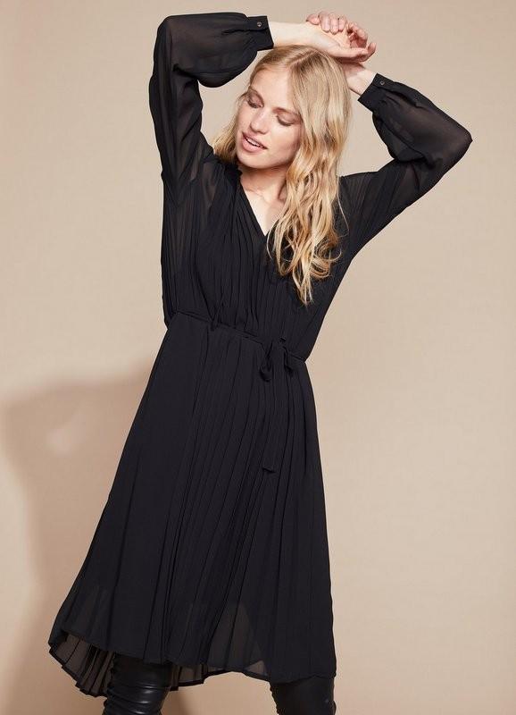 Dress Sostyle Sally Rebels Black Soft wOxgq8pp