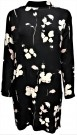 MISSMAYA Sienna Dress Black Flower thumbnail