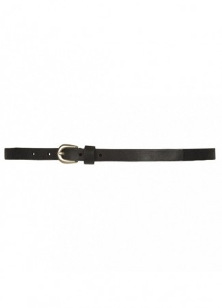 DEPECHE Narrow Belt black