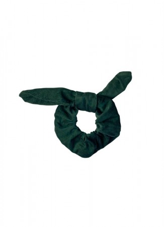 MISSMAYA Scrunchie Emerald