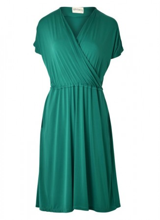 IIS WOODLING Rose Dress Ultramine Green