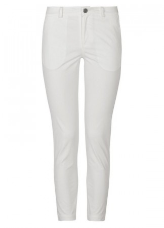 SOFT REBELS Tinka 7/8 Pant Off White