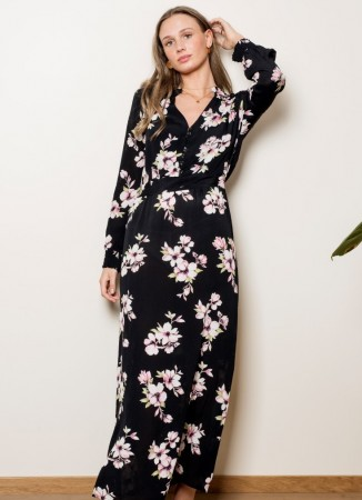 MISSMAYA Emmy Dress Vintage Flower (PRE-ORDER. Lev: August)