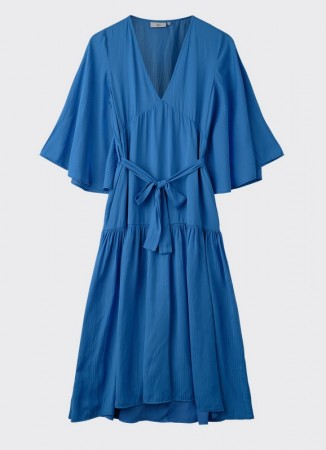 MINIMUM Aprilla Dress Azur Blue
