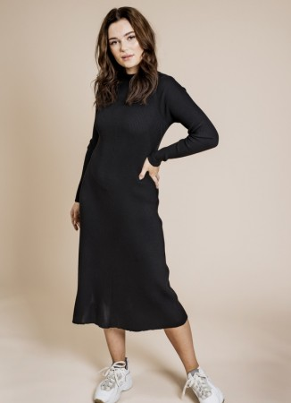 MISSMAYA Alice Dress Black