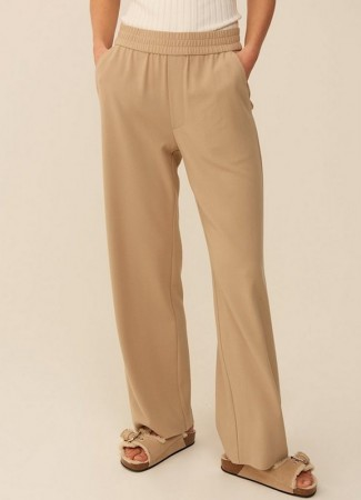 MBYM Phillipa Pant White Pepper