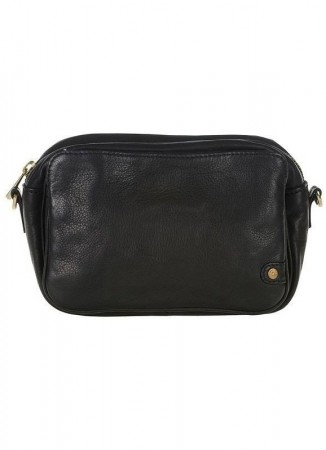 DEPECHE Small Bag/Clutch black