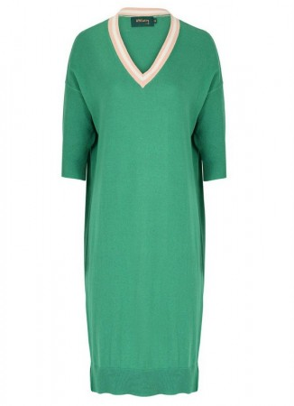 IIS WOODLING Rosa Dress Seaweed Green