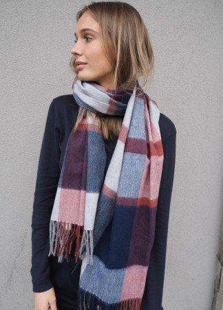MBYM Lassie Scarf Check