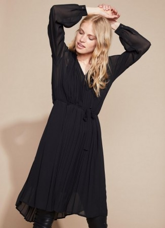 SOFT REBELS Sally Dress Black