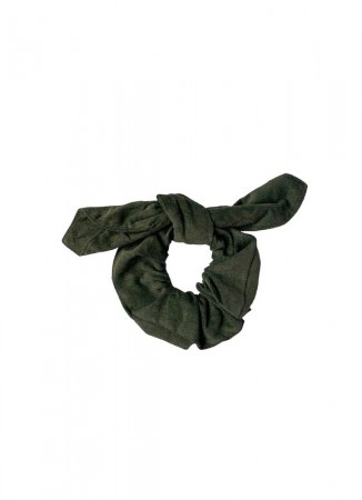 MISSMAYA Scrunchie Dark Forest