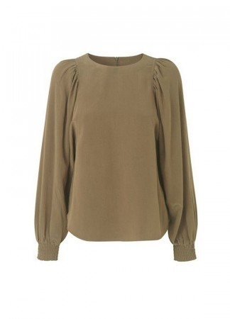 MBYM Retta Blouse Military Olive