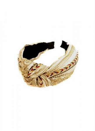 NOMA Headband Knot Exclusive Creme