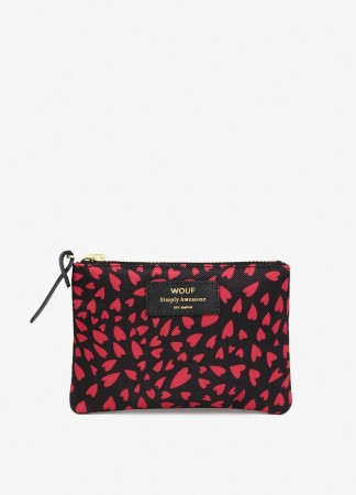 WOUF Hearts Small Pouch