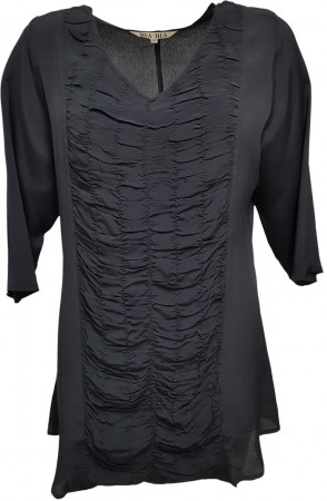 DIA DIA Wrinkle Top Black