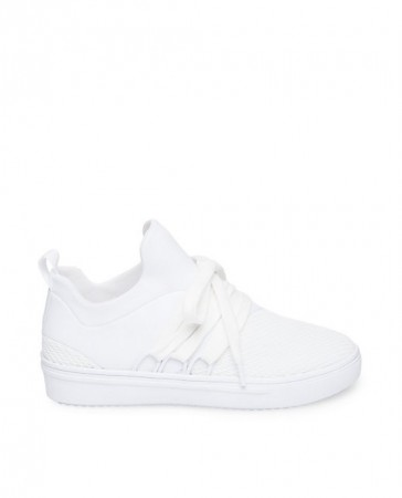 Steve Madden Lancer Sneakers White