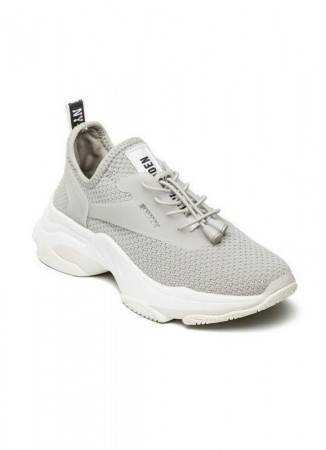 STEVE MADDEN Match Sneaker Grey/White