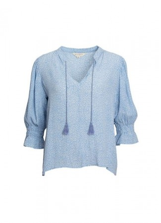 MISSMAYA Alicia Blouse Sky Blue