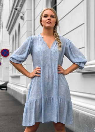 MISSMAYA Gisela Dress Sky Blue